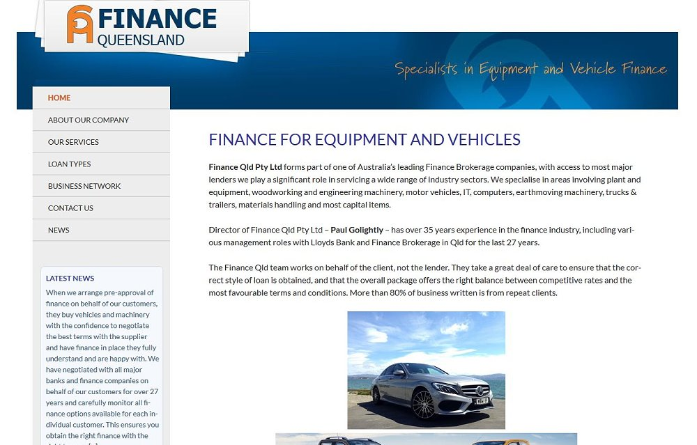 Finance Qld