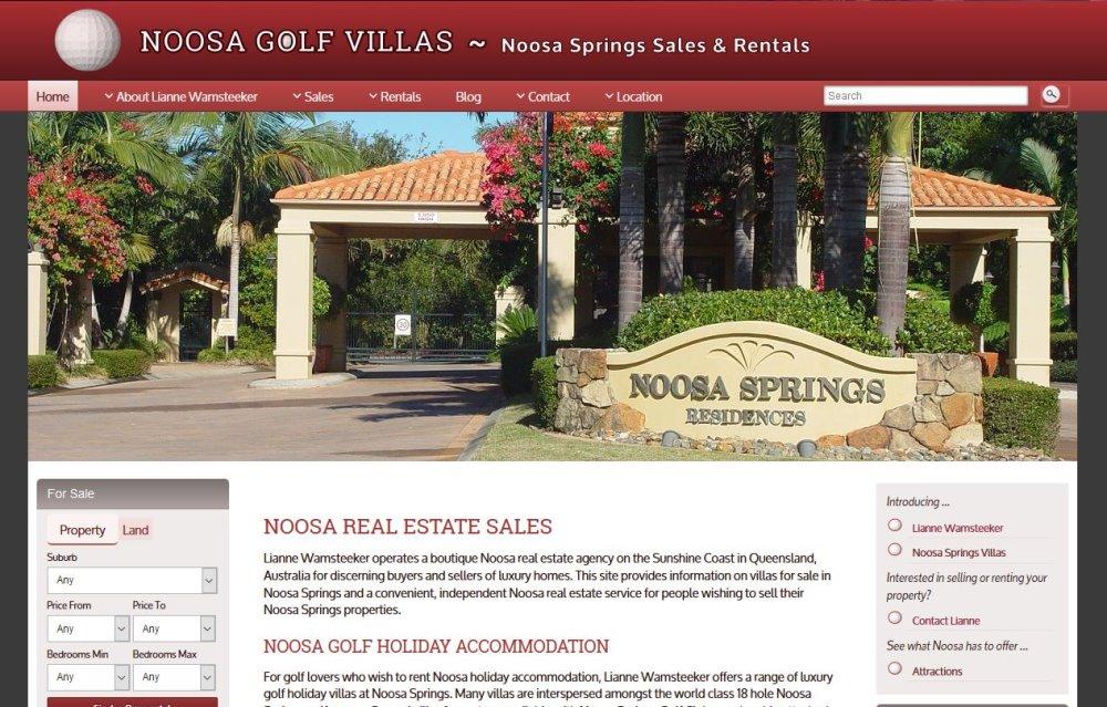 Noosa Golf Villas