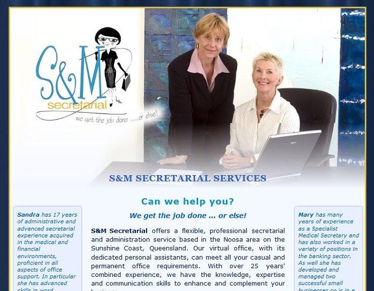 S & M Secretarial