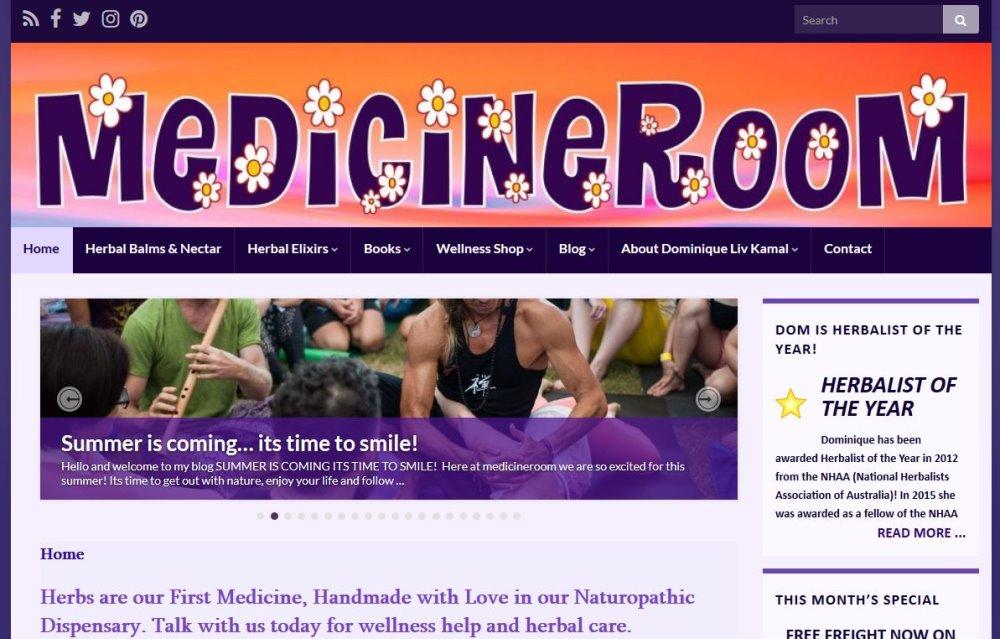 Medicine Room