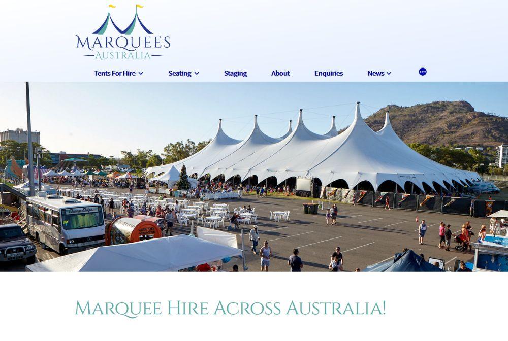 Marquees Australia