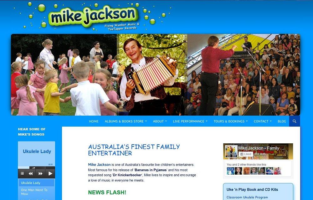Mike Jackson