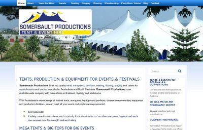 Somersault Productions