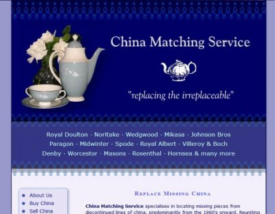 China Matching Service