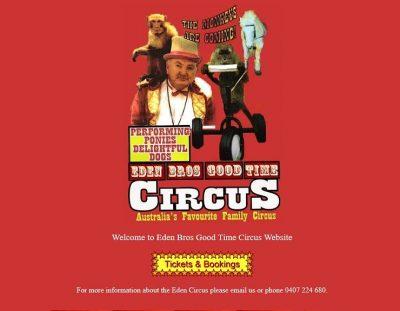 Eden Circus